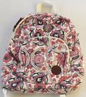 Women's or Girl's Roxy Floral Print Backpack