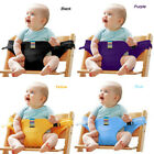 Baby High Chair Dining Eat Feeding Travel Car Seat Harness Belt Fastener Safety for sale  Shipping to Canada