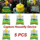 Disposable Fly Trap Non Toxic Insect Killer Catcher Bag Pest Hanging Bag Outdoor