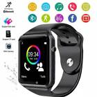 Bluetooth Smart Wrist Watch Waterproof Watch Camera For iphone Android Samsung