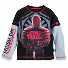 Disney Store Star Wars Elite Praetorian Guard Double Up Pullover Tee Boys Size 2