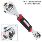 48 in1 360° Multi-Function Universal Wrench Handy Adjustable Tool Socket Spanner