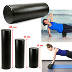 HIGH DENSITY FOAM ROLLER Back Pain Deep Massage Muscle Therapy Pilates Yoga image