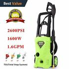 3500PSI 2.6GPM Petrol/Electirc Pressure Washer High Power Car Cleaner Sparyer US