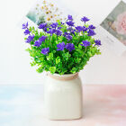 US Artificial Garden Plant Outdoor Flower Fake Plant Grass Home Decoration