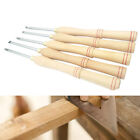 Wood Turning Tool Carbide Insert Cutter With Wood Handle Lathe Tools Round Shank
