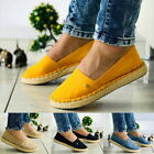 Womens Flat Bottomed Canvas Shoes Soft And Comfortable Casual Pure Ladies Shoes