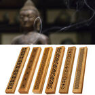 1* Wooden Incense Stick Holder Joss-insence Incense Box Burner Ash Catcher 2019