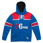 Mitchell And Ness NBA Hockey Fleece Hood ( 18731-NBA ) on eBay
