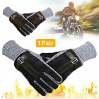 Waterproof Unsex Winter Ski Warm Gloves Motorcycle Driving Gloves Mittens