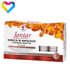 Jantar Ampoule Treatment For Damaged Hair 5 x 5ml Choose Your Treatment