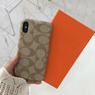 Hot Luxury Fashion Design  Leather Case Cover For AppIe iPhone11 Pro Max 7 8 X