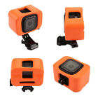 DI- BL_ Surfing Water Floaty Backdoor Case Mount Housing Cover for GoPro Hero 4S