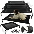 Elevated Dog Bed Pet Cat Mesh Camping Cot Indoor Outdoor Waterproof Easipet