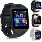 Smartwatch With Camera,Speaker DZ09 Bluetooth Support SIM Card For Android
