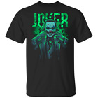 NEW The Joker Joaquin Phoenix T-shirt Gift For Fan Women Men T-Shirt Size S-3XL image