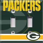 Football Green Bay Packers Light Switch Cover Choose Your Cover $11.99 USD on eBay