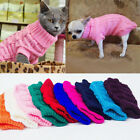Winter Dog Clothes Puppy Pet Cat Sweater Jacket Coat For Small Dogs Clothes Lot