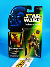 CHOOSE: MINT Vintage Star Wars POWER OF THE FORCE Action Figures GREEN HOLOGRAM