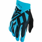 New Fox Racing Shiv Airline Aqua Motocross Gloves BMX Enduro MTB Guanti OUTLET