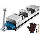 "4""/6"" CNC Vise CNC Milling Vise Double Station Twin Lock For CNC Milling Machine"