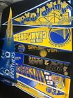 Golden State Warriors Champs Basketball Pennant 12x30 (2015 2017 2018 on eBay