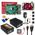 Raspberry Pi 4 Model B 4B  Cooling Case Kit Compatible 3.5 Inch Touch Screen