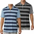 adidas Golf Ultimate 365 Rugby Golf Polo Shirt Mens Performance Top