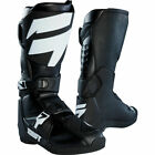 New Shift Racing White Label Motocross Enduro Boots Black MX ATV Botas OUTLET