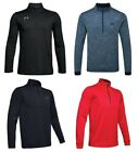 Under Armour Mens Golf Jumper ColdGear Fleece 1/2 zip Jumpers 2019 Tops New