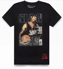 Mitchell & Ness Black NBA Philadelphia 76ers Allen Iverson Slam Cover T-Shirt