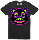 Baws Black 80s Baws T-Shirt image