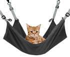 Cat Hammock Bed Hanging Soft Pet Pets Crib for Small Pets 2 in 1 Summer  Winter