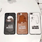 Cute Pocket Bare Bears Cover Case for iPhone 11 Pro X XR XS Max Back case for iP $10.45 USD on eBay
