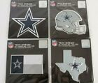 Dallas Cowboys NFL Football Car Auto Truck Decal Team ProMark Aluminum YOU PICK $5.99 USD on eBay