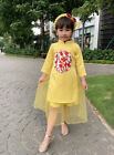 Vietnamese Ao Dai for girls ( FREE GIFT WITH PURCHASE )