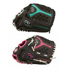 Rawlings Storm Youth Girls Fastpitch Softball Glove Left Hand  Right Hand