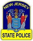New Jersey State Police. State Trooper. Deputy, Sheriff Vinyl Decal Sticker