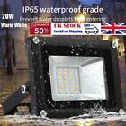 20W LED Floodlight SMD Outdoor Lamp  Warm white
