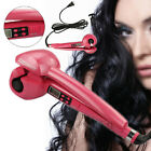 Automatic Professional Hair Curling Curler Iron Curl Wave Machine Ceramic USA