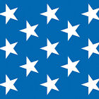 The Beistle Company Patriotic Stars Backdrop ( Pack of 6) Christmas product
