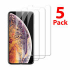 PROTECTIVE GLASS TEMPERED GLASS FILM SCREEN FOR IPHONE XR X XS MAX 8 7 6 6S Plus
