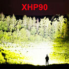 Kyпить 990000 Lumens Zoomable XHP90 LED USB Flashlight Torch Super Bright & Battery TBB на еВаy.соm