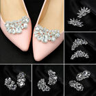 Pearl Wedding Shoe Decorations Shoe Clip Charm Buckle Shiny Decorative Clips