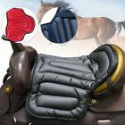 Outdoor Equestrian Training Saddle Soft Cover Comfy Horse Seat Pad Non-slip Mat