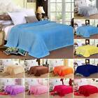 Super Soft Fleece Warm Throw Blankets Couch Sofa Bed Chair Twin Full Size Queen image