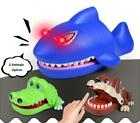 For Kids Animals Dentist Bite Finger Game Shark Croco Dog Teeth Toys xMAS