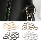 Kyпить 10pcs Belt Buckle Inner Width Metal Half Round Shaped Not Welded D Ring Bag New на еВаy.соm