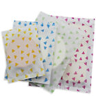Heat Seal Cotton Paper Vacuum Open Top Bags Storage Tea Candy Food Package Pouch