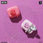 BTS BT21 Official Authentic Silicone Charging Airpods Case Baby Ver+ tracking nu
